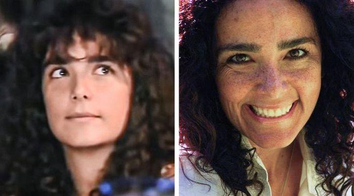 Antes e agora dos atores da novela Pantanal 21