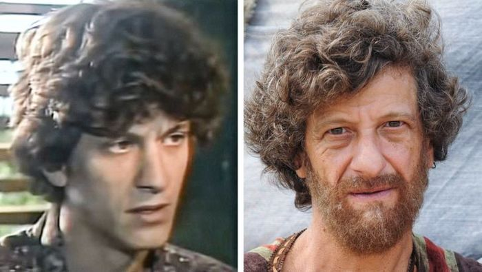 Antes e agora dos atores da novela Pantanal 24