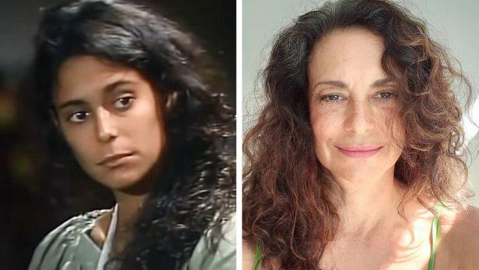 Antes e agora dos atores da novela Pantanal 25
