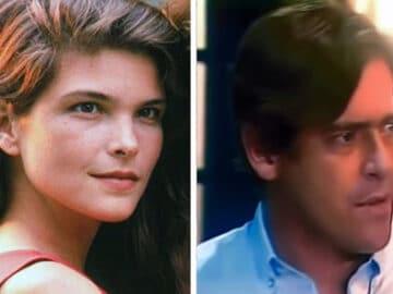 Antes e agora dos atores da novela Pantanal 4