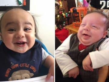 35 bebês que parecem homens de meia-idade 23
