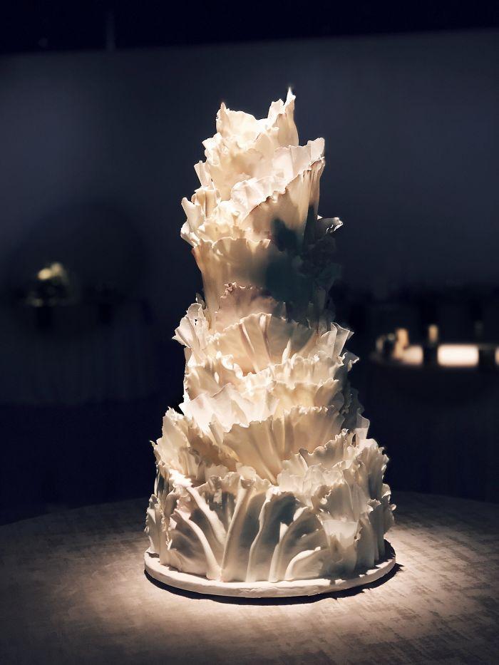 40 bolos de casamento criativos que parecem tão bons que roubaram o show 5
