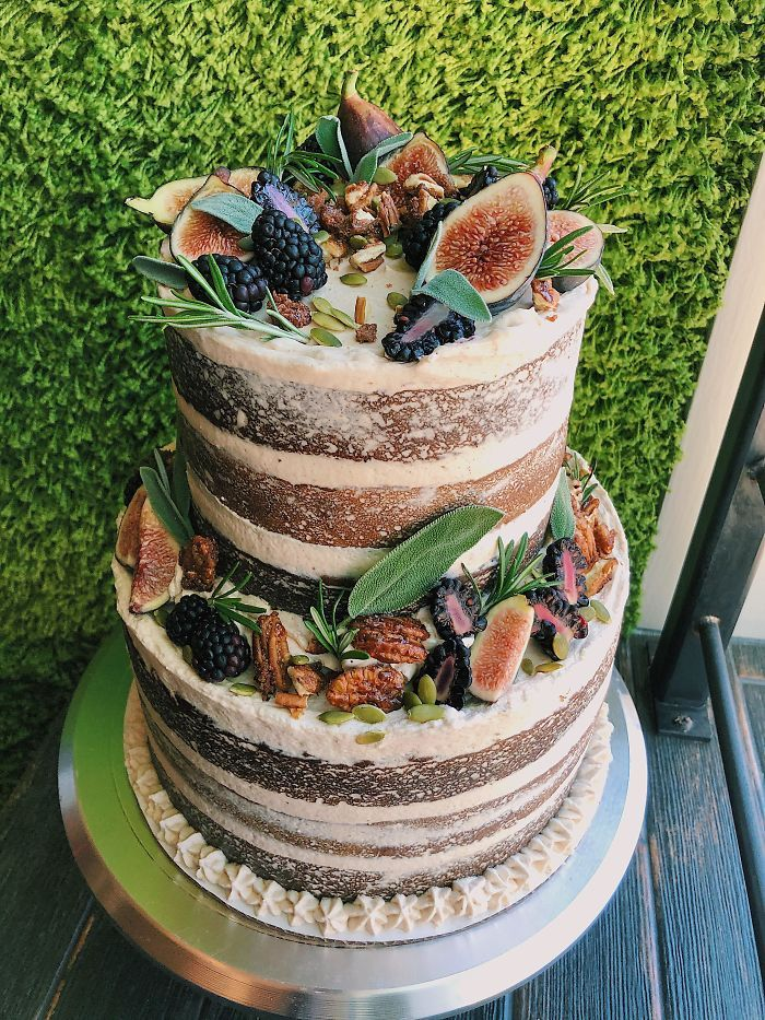 40 bolos de casamento criativos que parecem tão bons que roubaram o show 6