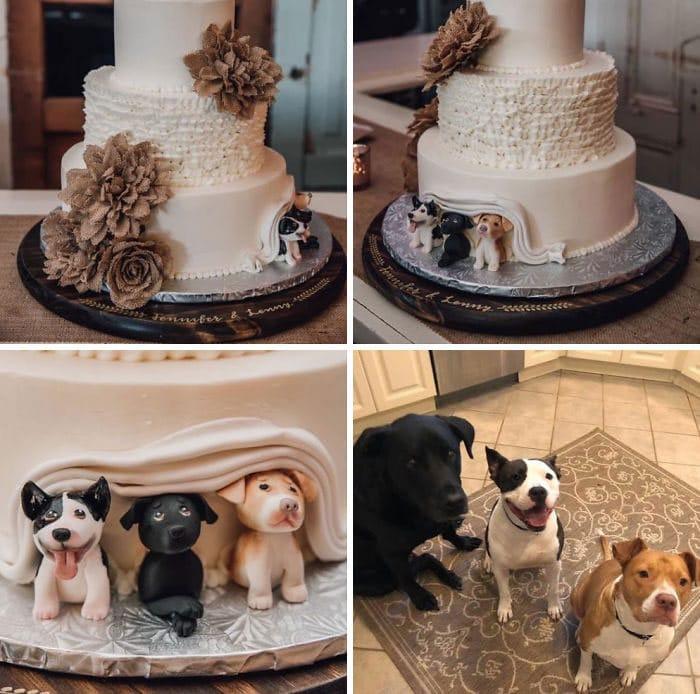 40 bolos de casamento criativos que parecem tão bons que roubaram o show 30