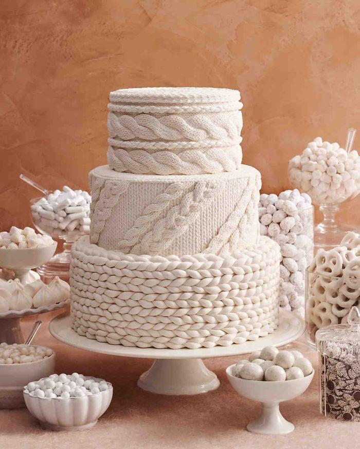40 bolos de casamento criativos que parecem tão bons que roubaram o show 33