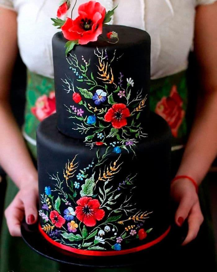 40 bolos de casamento criativos que parecem tão bons que roubaram o show 40