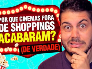 Por que só existem cinemas dentro de Shoppings? 6