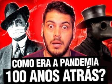 Como era viver em uma pandemia no Brasil 100 anos atrás? 7