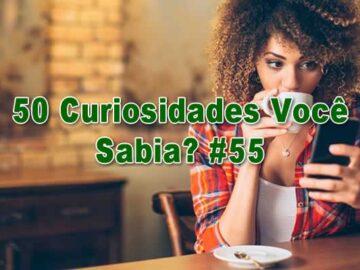 50 Curiosidades Você Sabia? #55 4