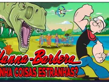 Os desenhos mais estranhos da Hanna-Barbera! 3