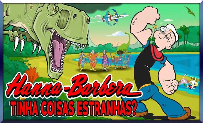 Os desenhos mais estranhos da Hanna-Barbera! 2