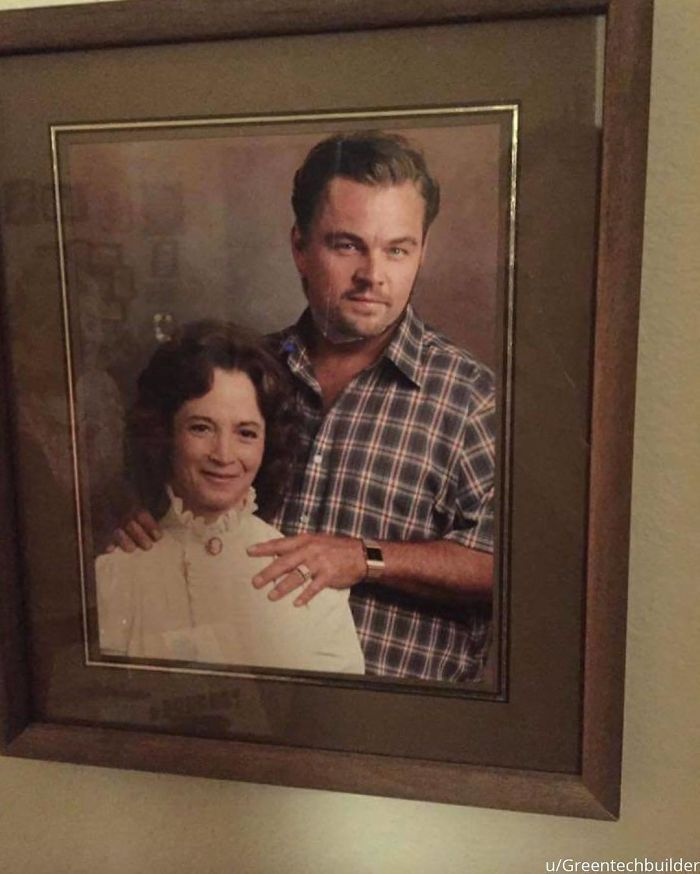 Esta conta do Instagram está compartilhando fotos de família estranhas 22