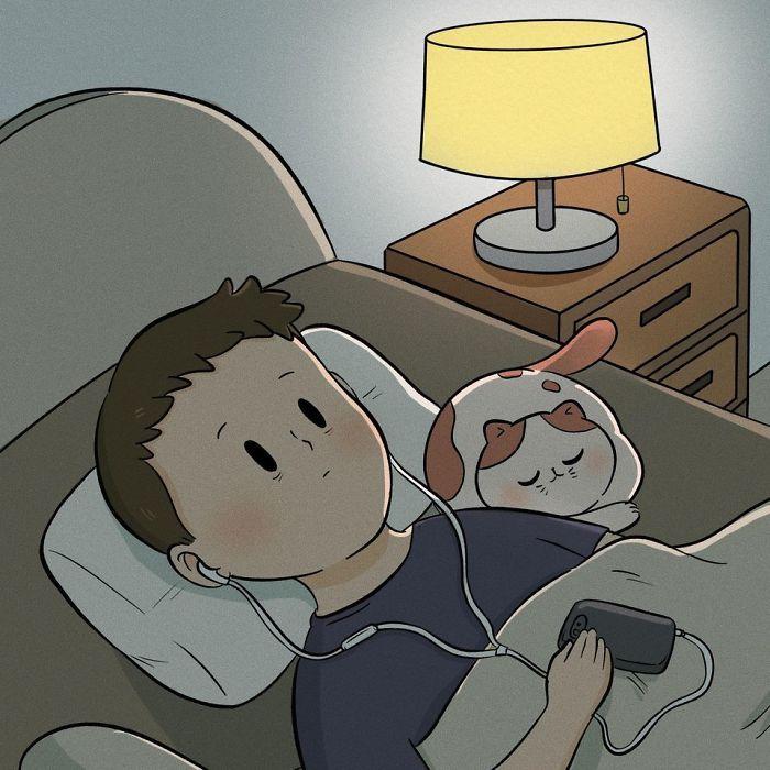 Esta história em quadrinhos comovente está fazendo todo mundo chorar 5