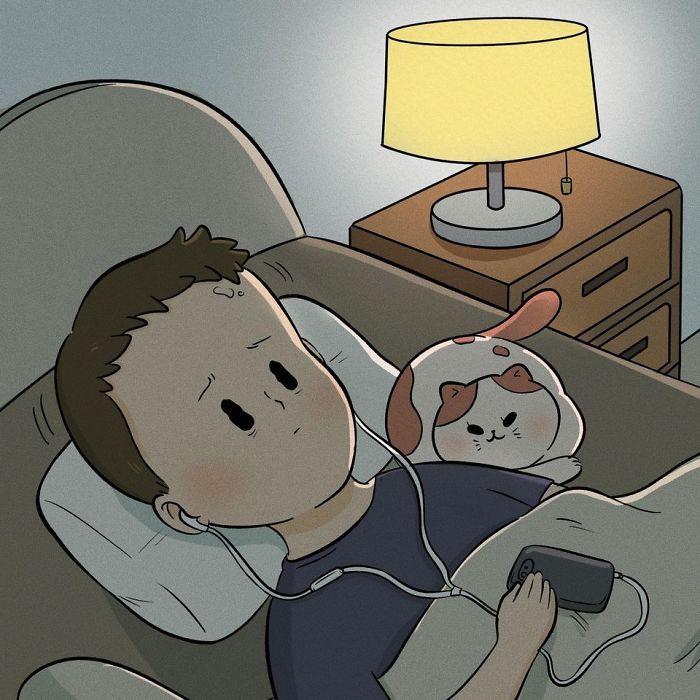 Esta história em quadrinhos comovente está fazendo todo mundo chorar 6