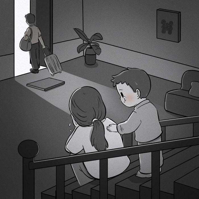 Esta história em quadrinhos comovente está fazendo todo mundo chorar 12