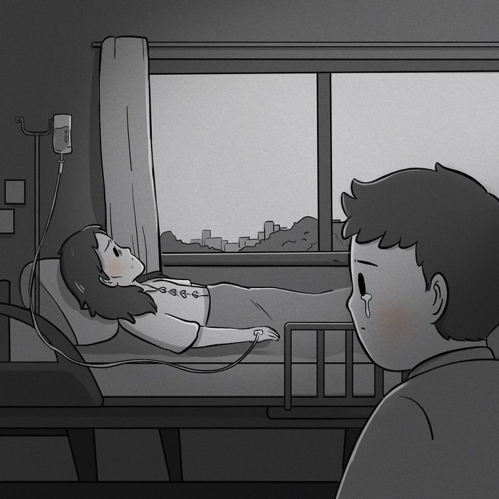 Esta história em quadrinhos comovente está fazendo todo mundo chorar 14