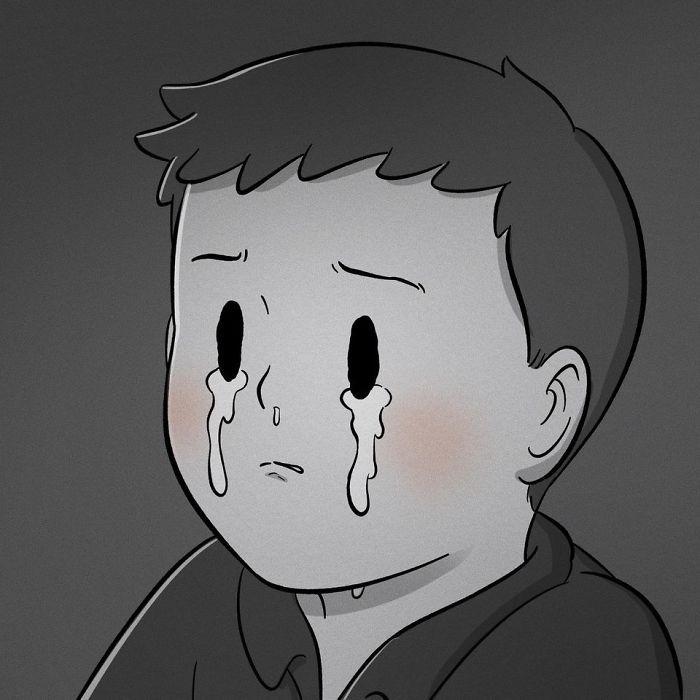 Esta história em quadrinhos comovente está fazendo todo mundo chorar 16