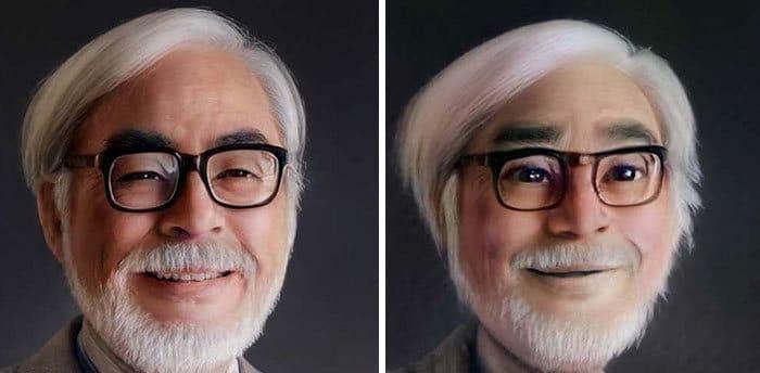 Este aplicativo que transforma as pessoas em personagens de desenhos animados no estilo da Pixar 2