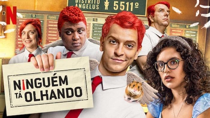 14 filmes e series brasileiras para você assistir agora na Netflix 9
