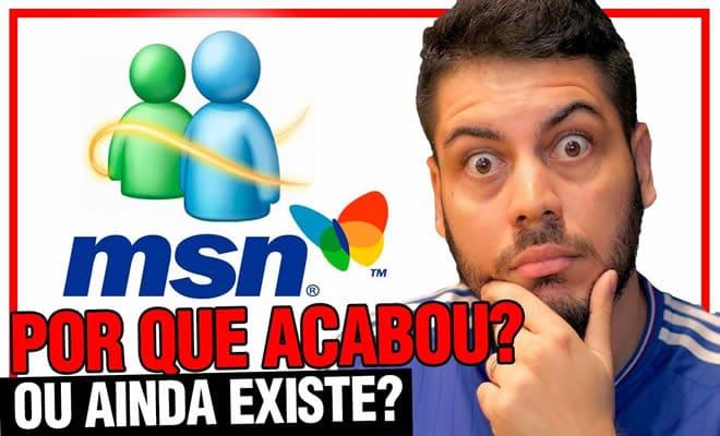 História do MSN! Por que o maior sucesso da Microsoft acabou? 38