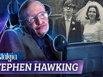 Stephen Hawking - Documentário Nostalgia 6