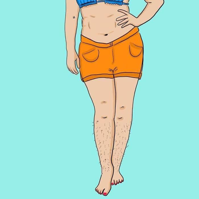 Uma mãe norueguesa mostra sua vida em ilustrações irônicas 28
