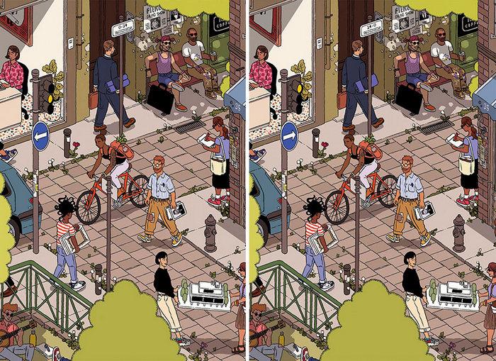 Você consegue encontrar as diferenças nessas 30 imagens? 16