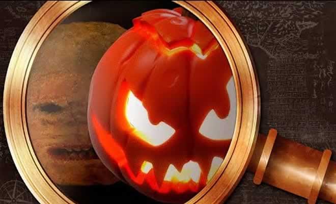 A origem do Halloween 1