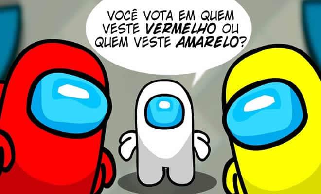 Among Us na política brasileira seria como? 14