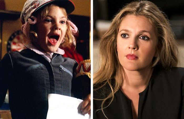 24 antes e depois da aparência de celebridades famosas de Hollywood 5