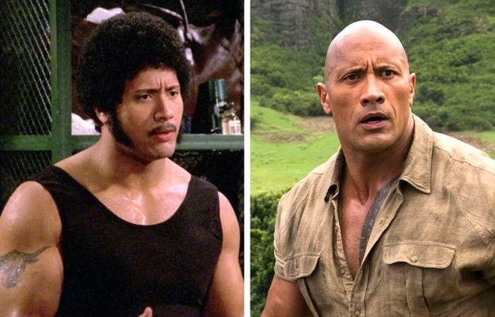 24 antes e depois da aparência de celebridades famosas de Hollywood 13