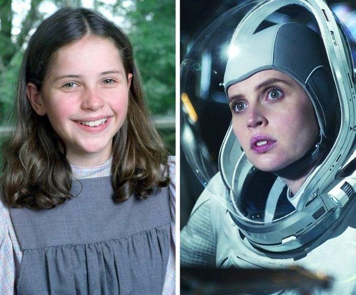 24 antes e depois da aparência de celebridades famosas de Hollywood 17