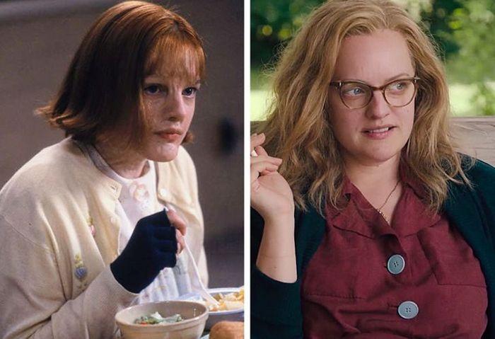 24 antes e depois da aparência de celebridades famosas de Hollywood 18