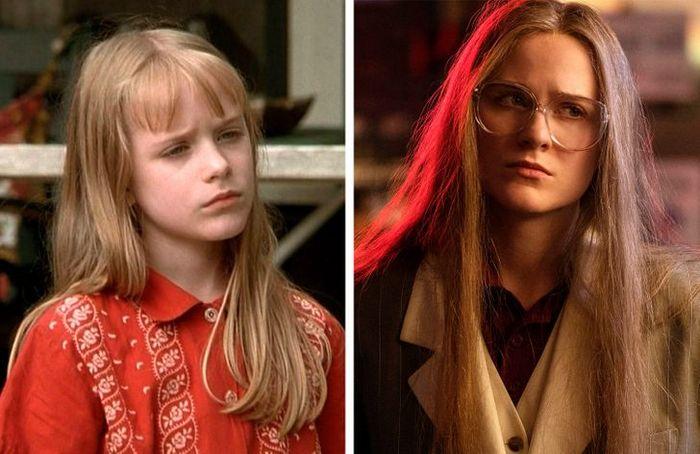24 antes e depois da aparência de celebridades famosas de Hollywood 21