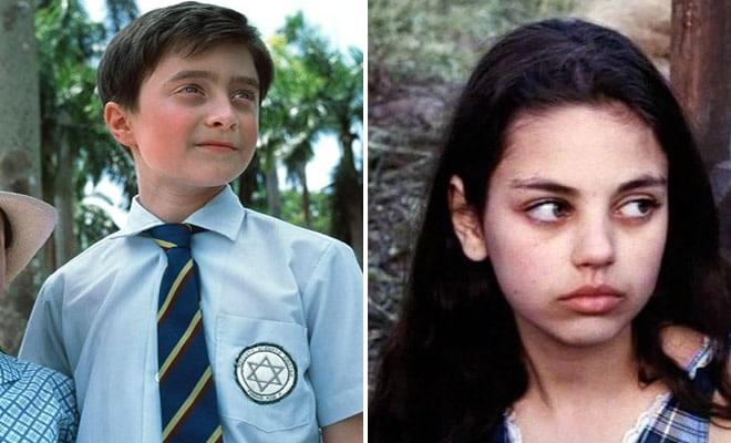 24 antes e depois da aparência de celebridades famosas de Hollywood 1