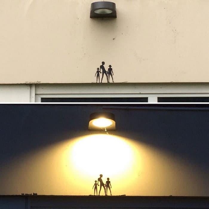 Artista de rua JPS faz sua arte em lugares que a maioria das pessoas negligenciaria 32