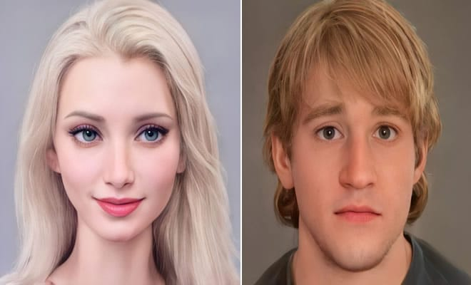 Como seriam os personagens da Disney na vida real 33