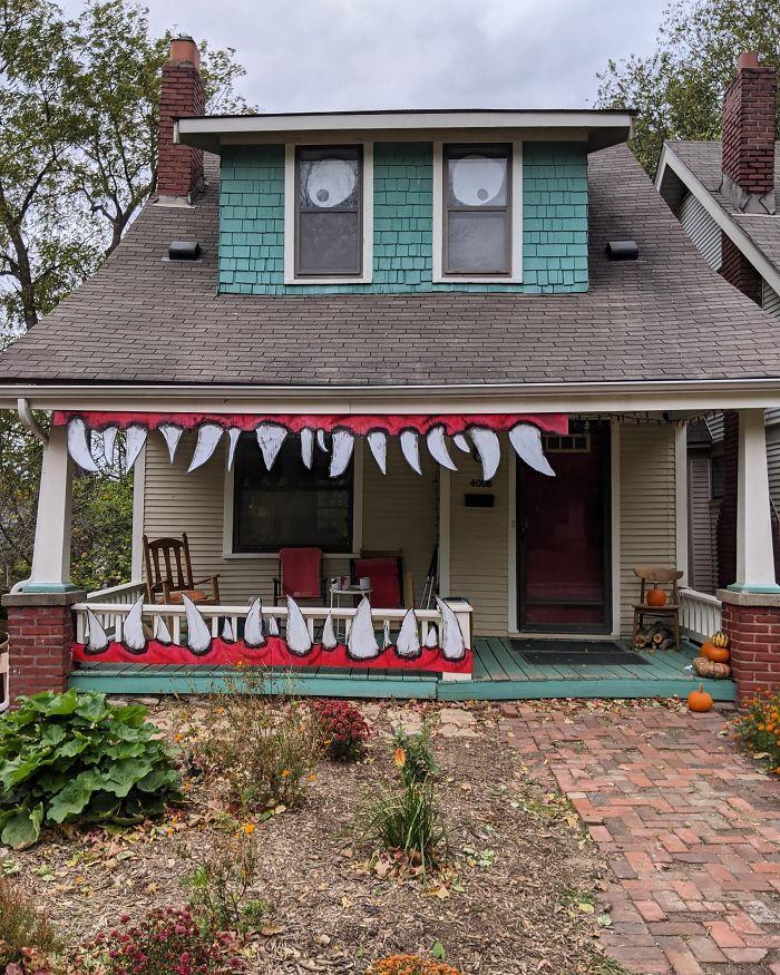 40 decorações de Halloween do ano de 2020 que são engraçadas e assustadoras 2