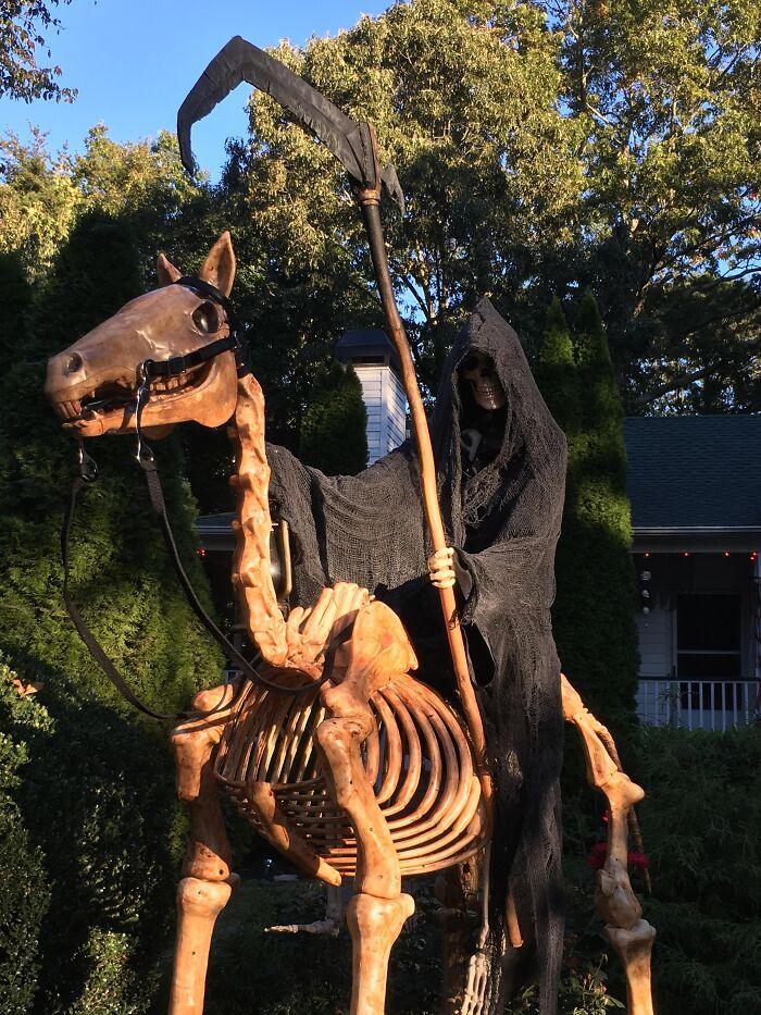40 decorações de Halloween do ano de 2020 que são engraçadas e assustadoras 8