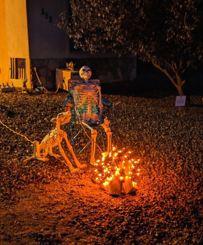 40 decorações de Halloween do ano de 2020 que são engraçadas e assustadoras 13