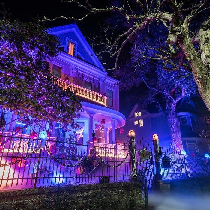 40 decorações de Halloween do ano de 2020 que são engraçadas e assustadoras 25