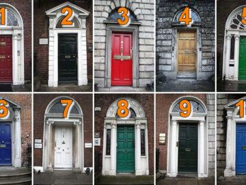 Descubra um medo que você tem. Escolha uma porta! 3