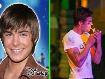 Estrelas da Disney que botaram tudo a perder! 5