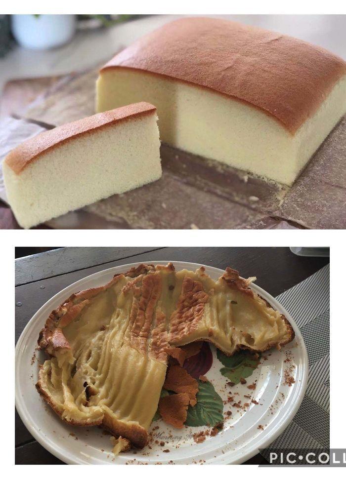 35 Expectativa vs Realidade na hora de fazer bolo 12
