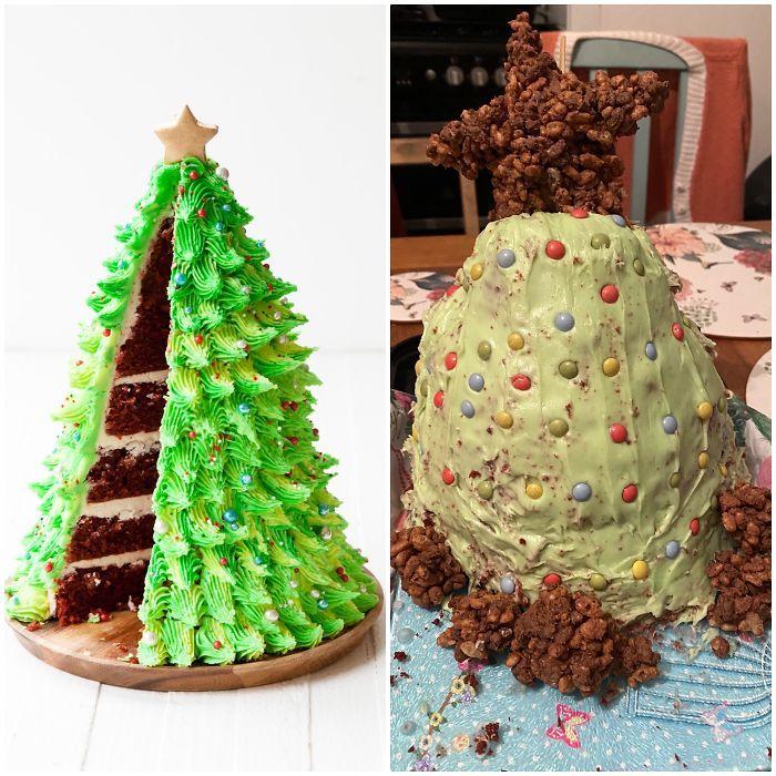 35 Expectativa vs Realidade na hora de fazer bolo 20