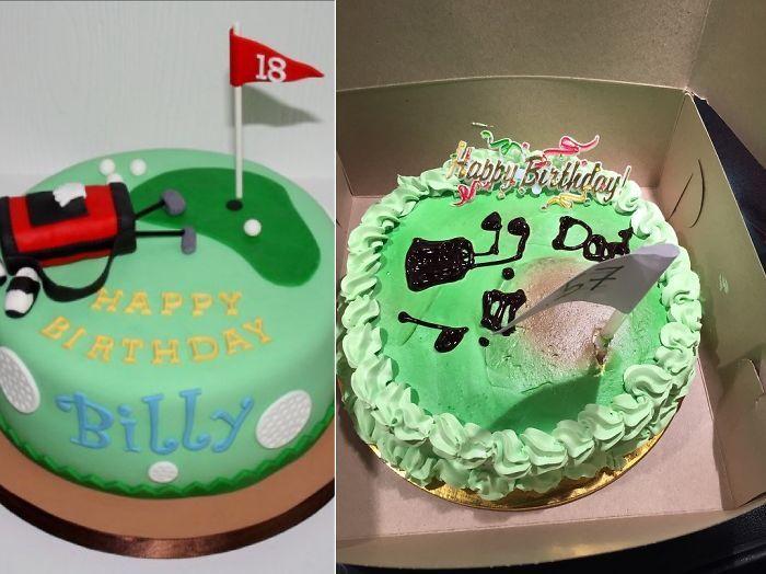 35 Expectativa vs Realidade na hora de fazer bolo 21