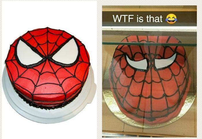 35 Expectativa vs Realidade na hora de fazer bolo 23