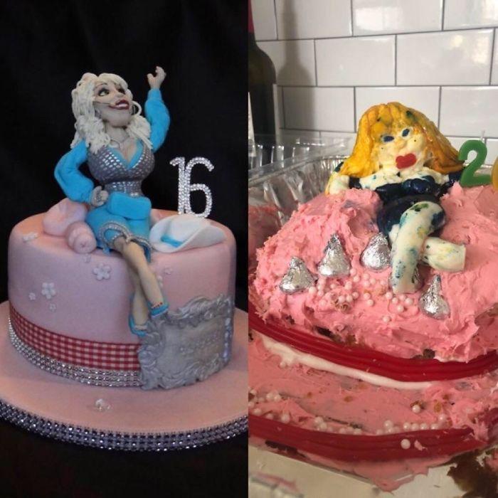 35 Expectativa vs Realidade na hora de fazer bolo 25