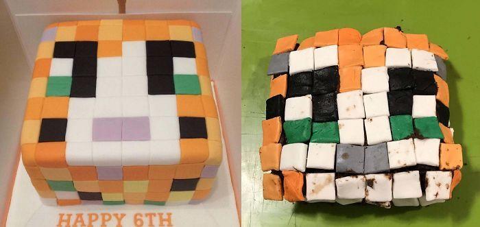 35 Expectativa vs Realidade na hora de fazer bolo 26