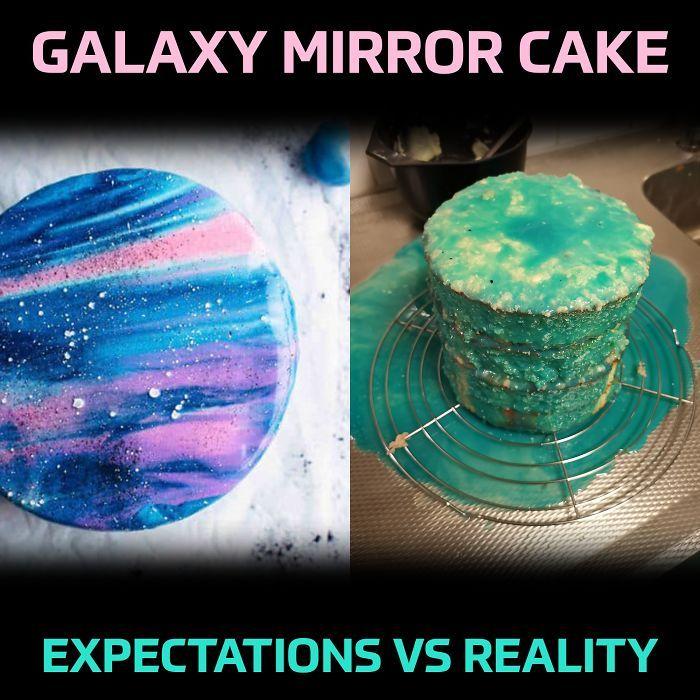 35 Expectativa vs Realidade na hora de fazer bolo 31